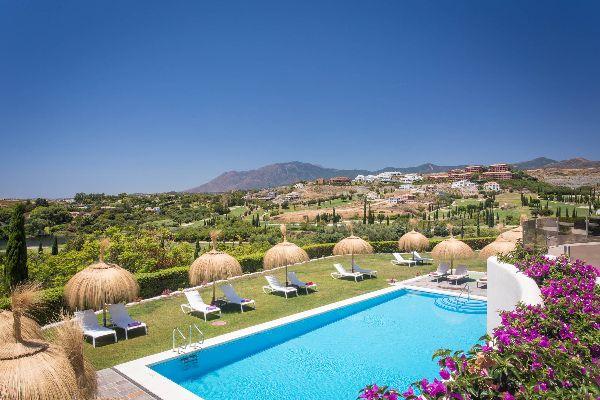 Los Flamingos Golf Course from a Luxury Villa