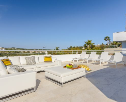Villa Artea Sotogrande luxury rental