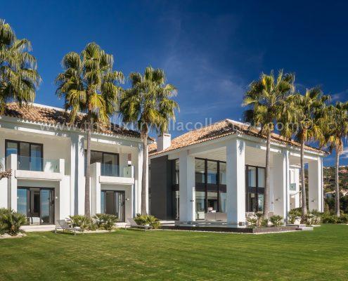 Villa Azure La Zagaleta luxury villa rental