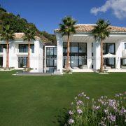 Villa Azure luxury villa Zagaleta Marbella