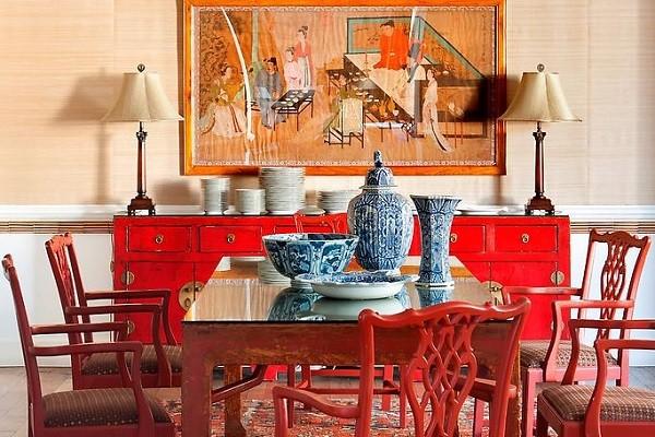 table setting Kabuki Raw