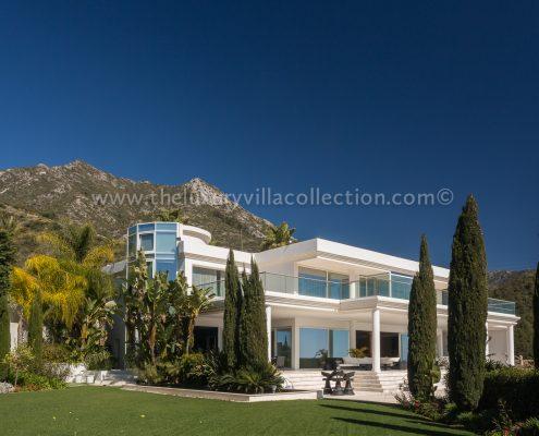 Villa Amrita luxury villa Marbella 2