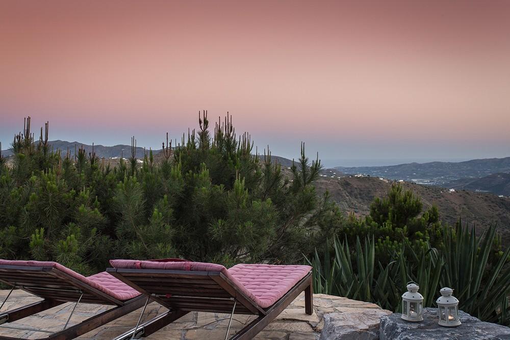 Cortijo El MIirador - Luxury Villa in Malaga