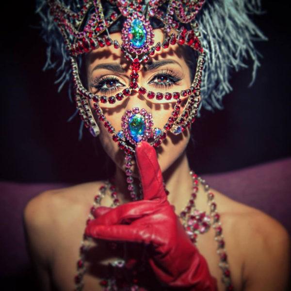 Olivia Valere Cabaret Performer
