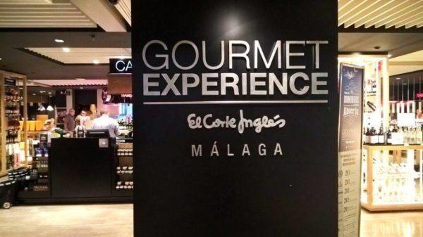Malaga's Gourmet Experience in El Corte Ingles