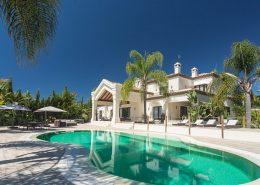 Villa Monterey in Marbella