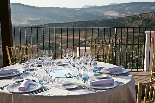 Abades Restaurant in Ronda