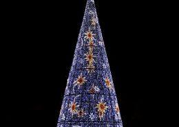 malaga christmas tree