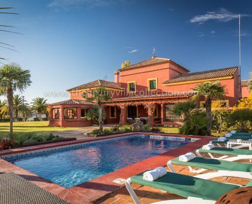 Cortijo Alondra luxury private estate Ronda