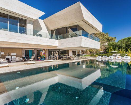 Villa Zensei Marbella luxury designer villa