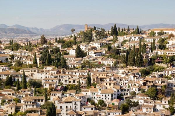 The Albayzin, Granada
