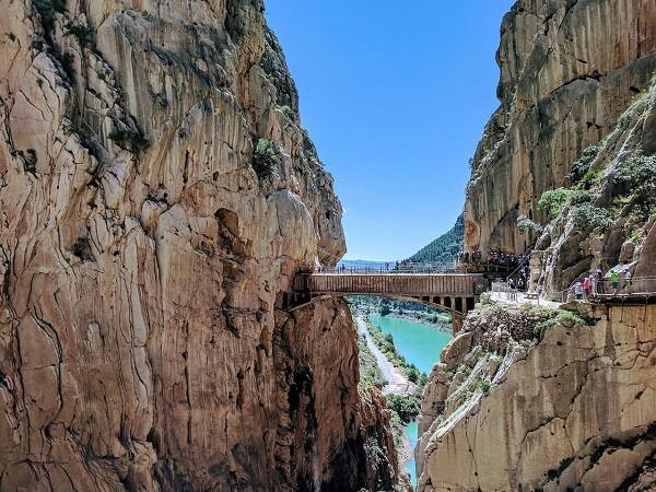 Caminito del Rey, Ardales, Malaga