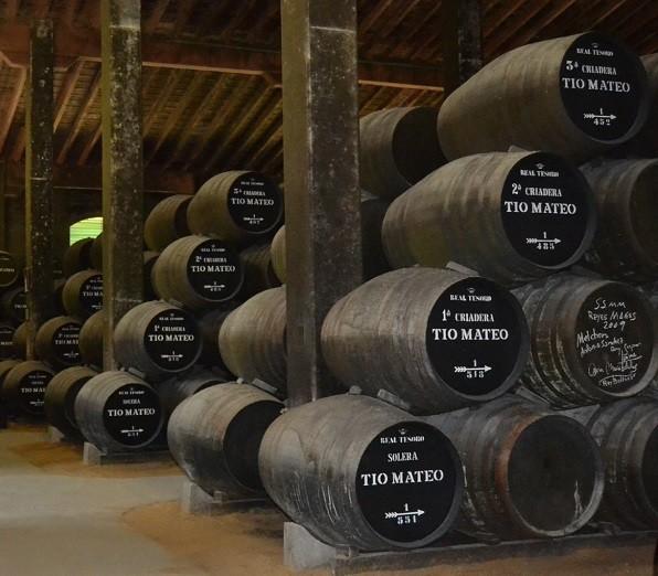 Jerez Sherry Bodegas