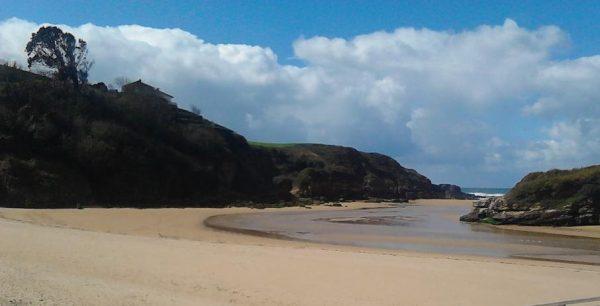 Galizano Beach, Santander