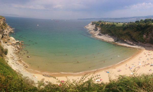 Magdalena Beach, Santander