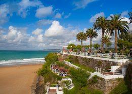 Sandinero Beach, Santander