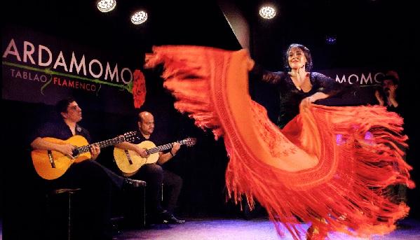 Cardamomo Flamenco, Madrid