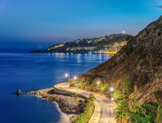 Costa Tropical at Night