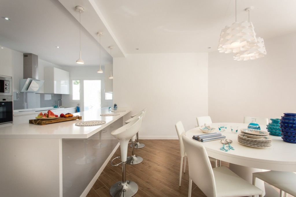 Casita Bahia Marbella modern interiors