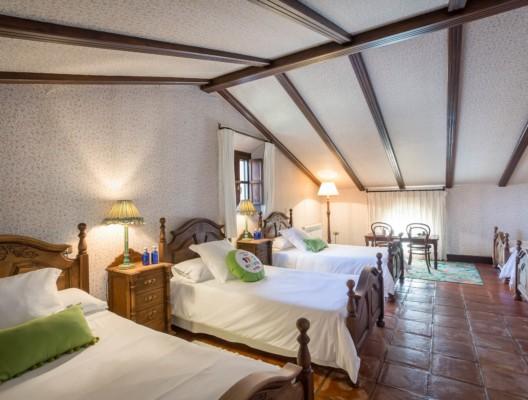 Cortijo Alondra Ronda childrens room 5 beds