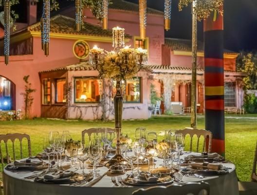 Cortijo Alondra Spanish weddings