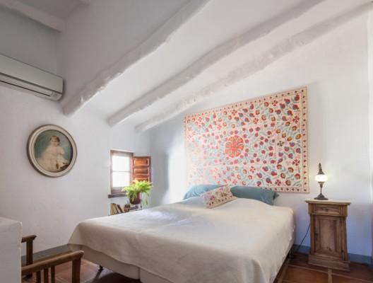 Cortijo el Mirador Malaga guest bedroom 2