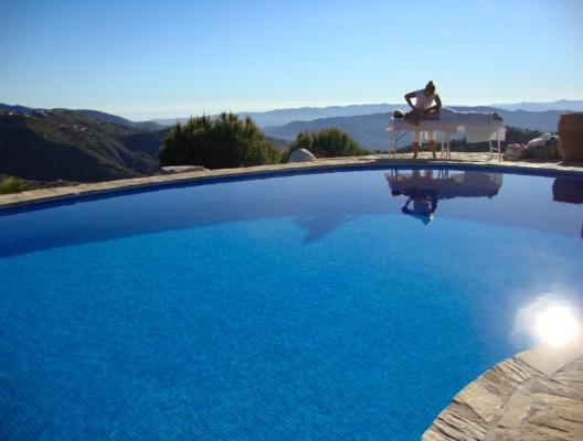 El Mirador Estate luxury retreat Malaga