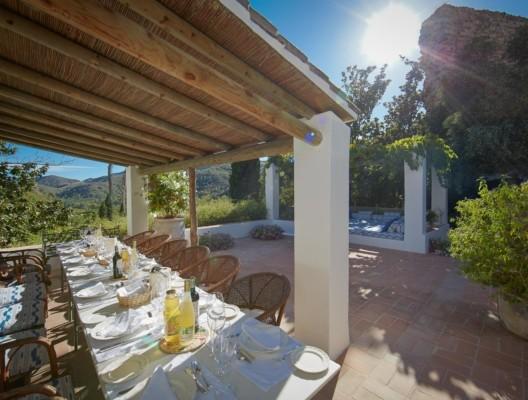 Finca La Buena luxury retreat celebrations