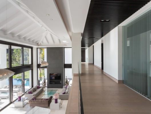 Villa Azure luxury villa La Zagaleta designer villa