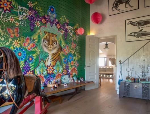 Villa Bahia Santander Childrens room