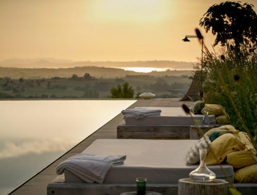 Villa Bahia Santander private pool