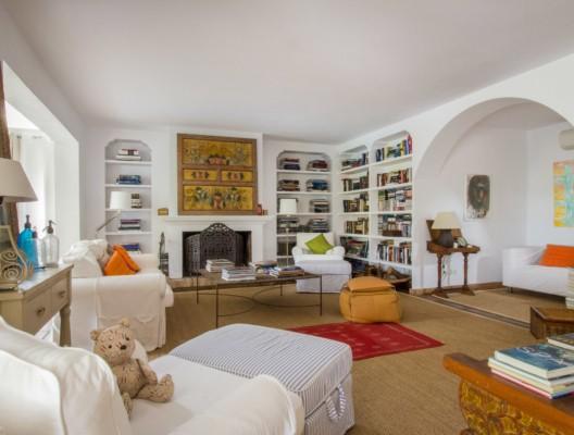 Villa Bali living room