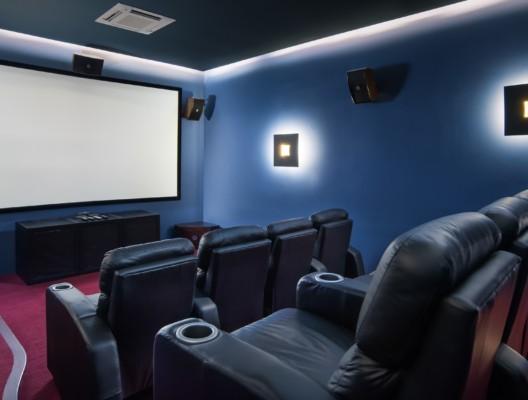 Villa Vivaldi La Zagaleta cinema