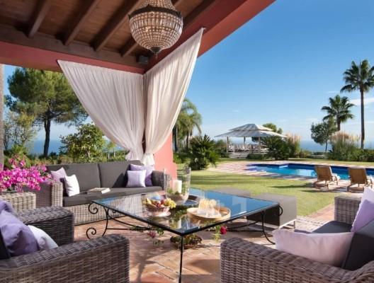 Villa Vivaldi La Zagaleta luxury summer villa