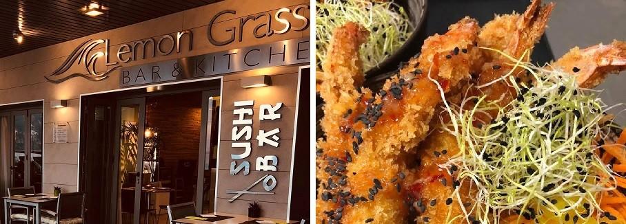 Lemon Grass Sushi Restaurante, La Herradura