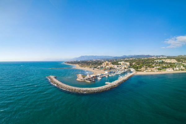 Cabopino Harbour, Marbella