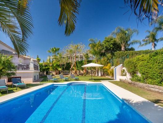 1 Villa Sascha Marbella villa rental privte pool