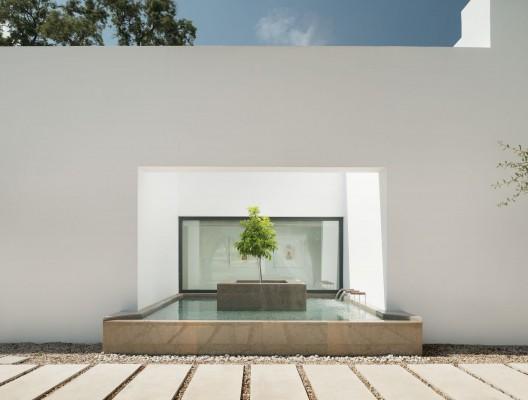 Villa El Olivo luxury modern villa Ronda