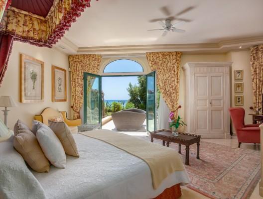 5 Villa Andreas luxury villa Marbella bedroom 7 garden suite