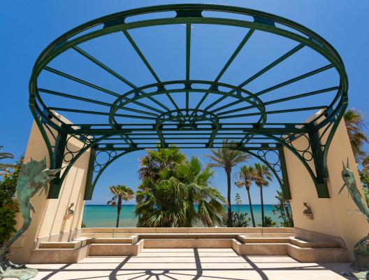 Villa Andreas luxury villa Marbella weddings