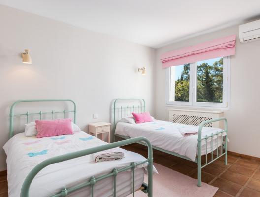 Villa Mari 3rd Bedroom