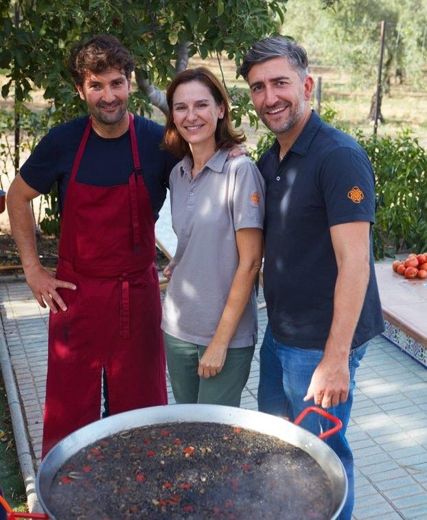 Cooking in Malaga
