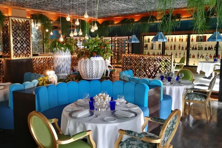 Brasserie Felix Restaurant Interior