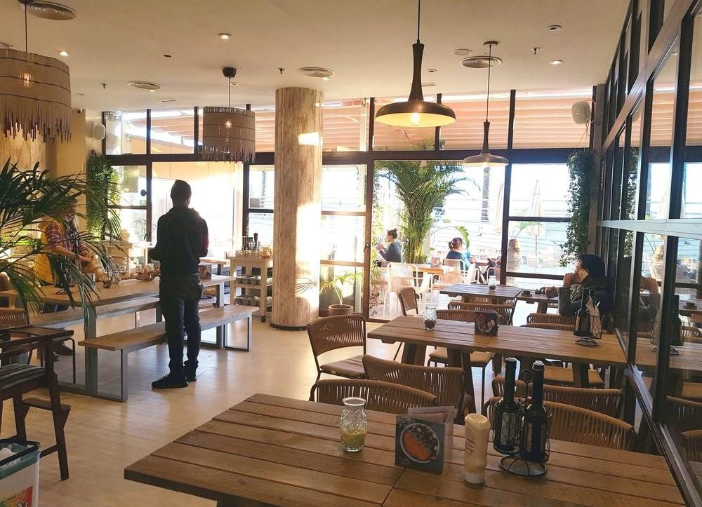 Manuka, Vegetarian Restaurant, Marbella