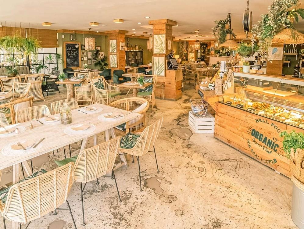 Vegetarian & Vegan restaurant in Marbella