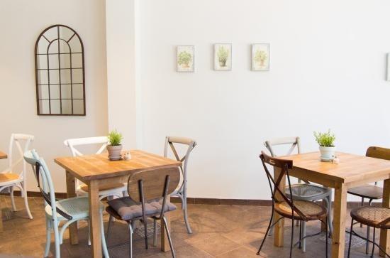 Vegetarian restaurant in Marbella