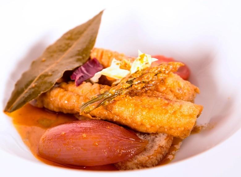 Azabache restaurant in Huelva