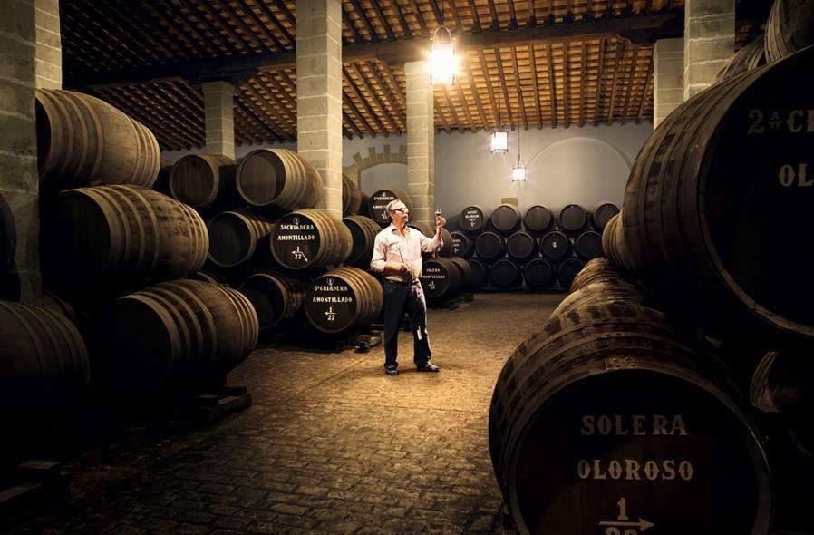 Bodegas Tradicion in Jerez