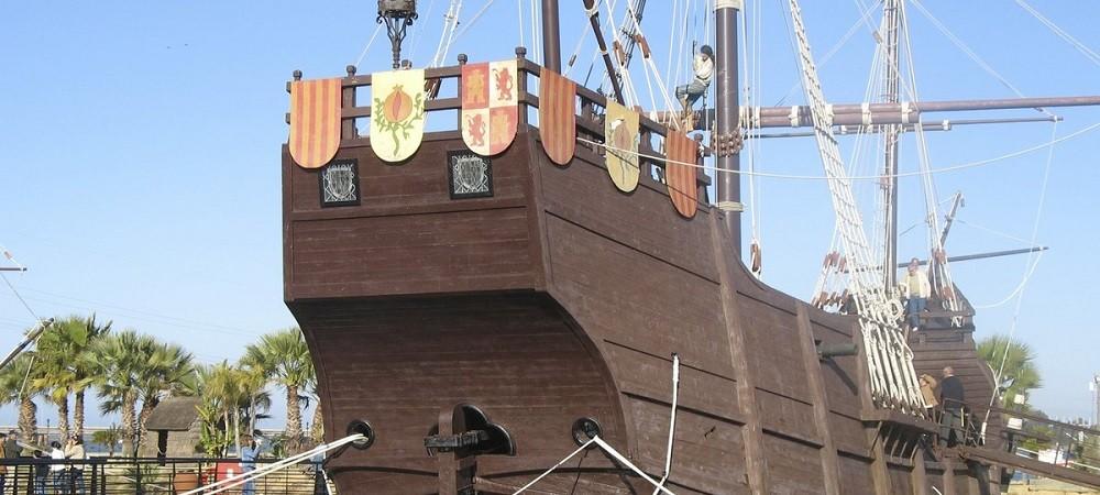 Columbus Replica Ship Huelva