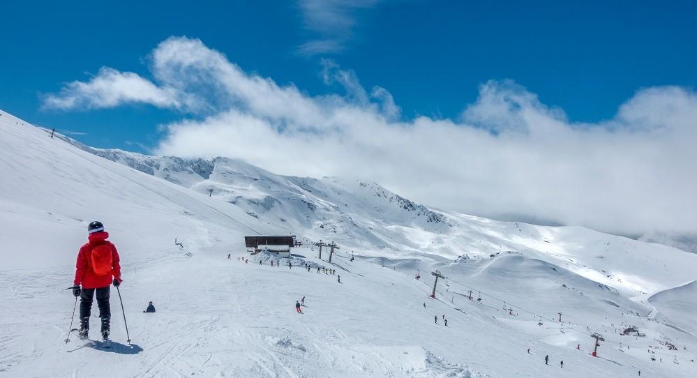 Sierra Nevada ski resort Granada
